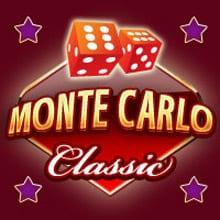 Monte Carlo Classic Slots game logo
