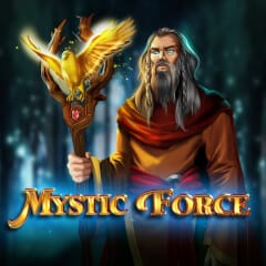 Mystic Force online slots game logo