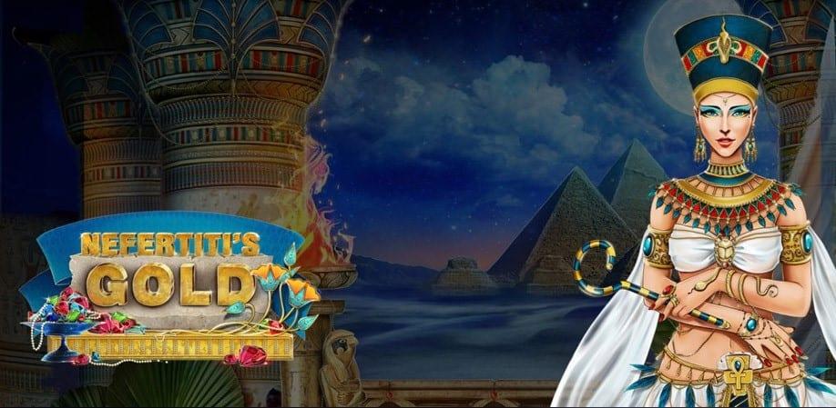 Nefertiti's Gold Slot Wizard Slots