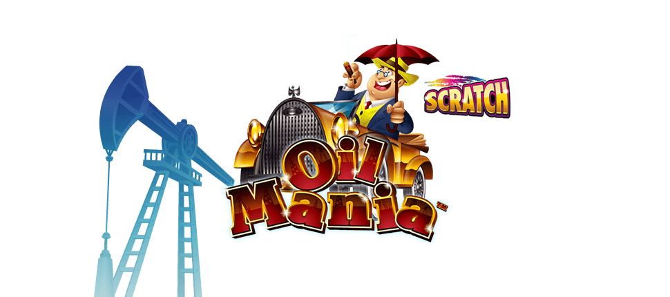 Scratch Oil Mania Wizard Slots