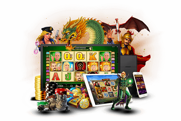 Slot Machines Online Image