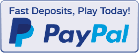 Deposit and play with paypal