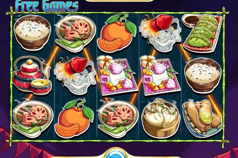 Pig's Feast slot Wizard Slots