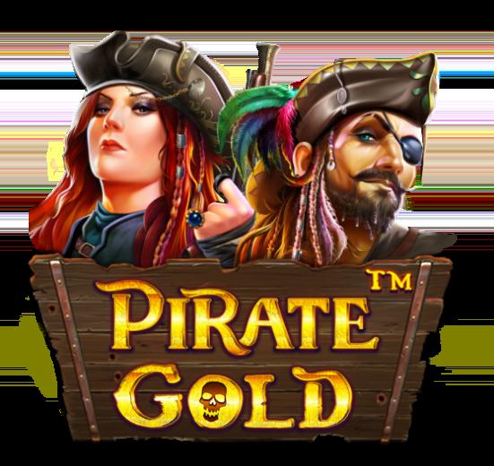 Pirate Gold Slot Logo Wizard Slots