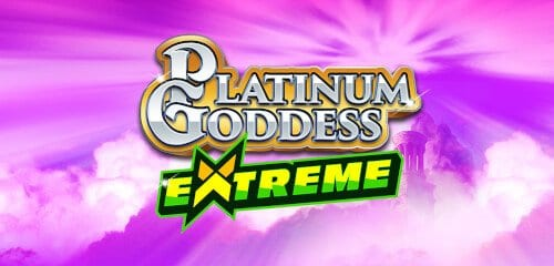 Platinum Goddess Extreme Slot Logo Wizard Slots