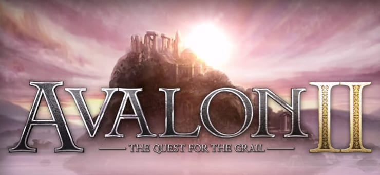 Avalon II - Quest for The Grail - WizardSlots