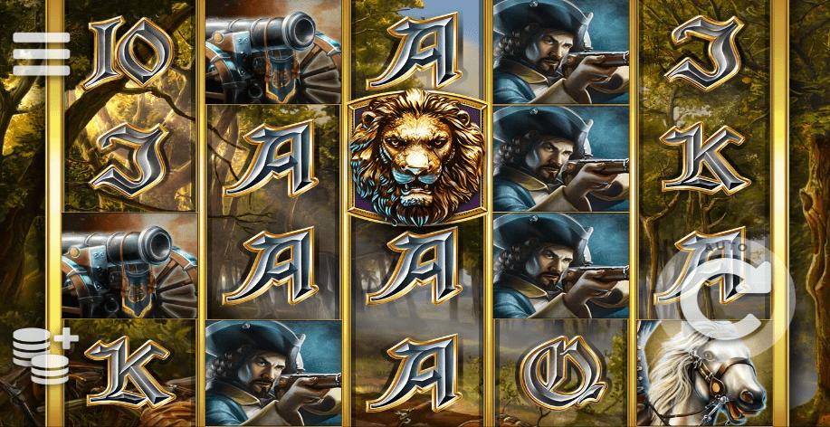 Poltova game screen