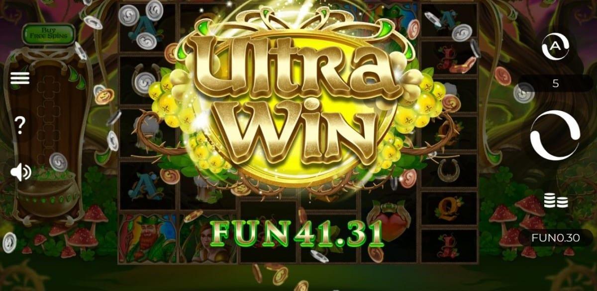 Rainbow Wilds Megaways Slot Gameplay