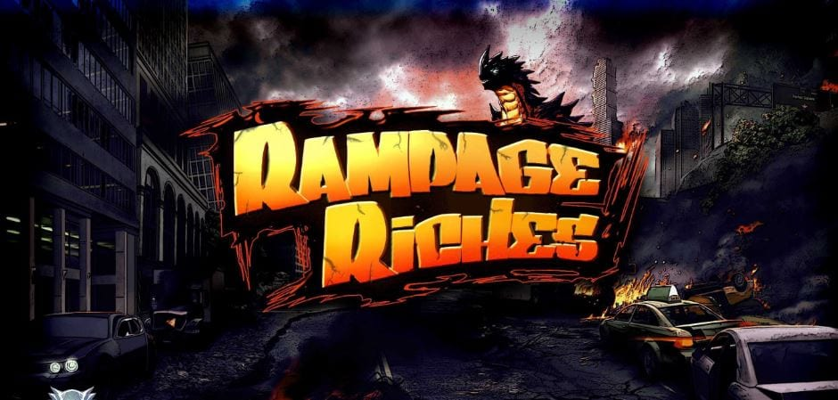 Rampage Riches Logo