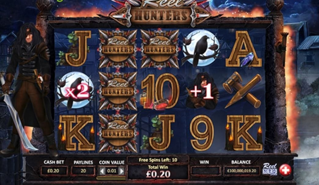 Reel Hunter Slot Game