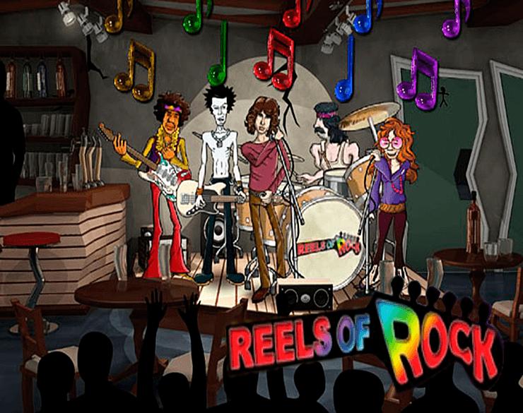 Reels of Rock Slots Wizard Slots