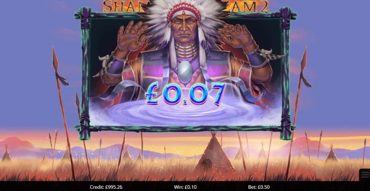 Shaman's Dream 2 Slot Big Win