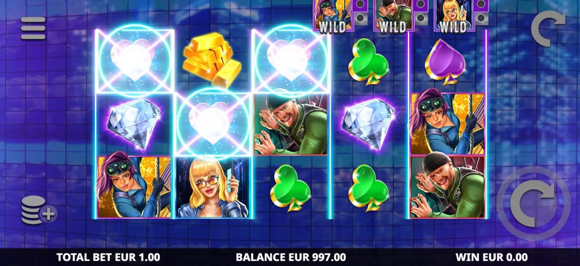 Sky Vault Slot Gameplay