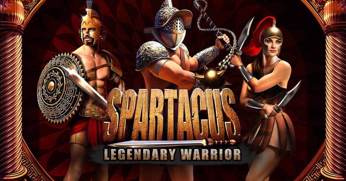 Spartacus Legendary Warrior Slot Wizard Slots