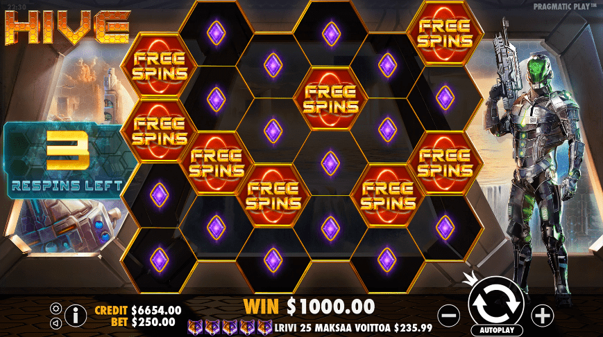 Star Bounty Free Spins Slots