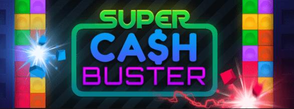 Super Cash Buster Logo