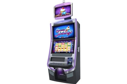 WMS Video slots machine