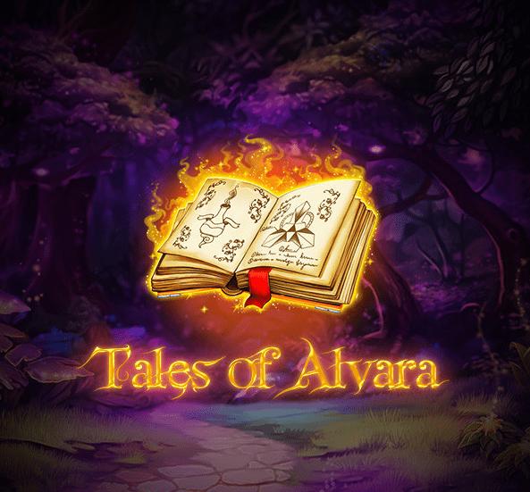 Tales of Alvara Slots, wizard slots, online slots