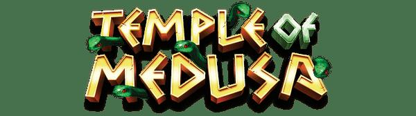Temple of Medusa Slot Logo Wizard Slots