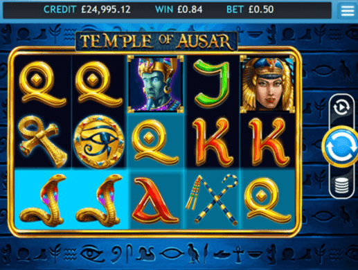 Temple of Ausar game page