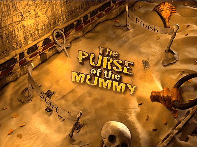 Purse of the Mummy Slot Wizard Slots