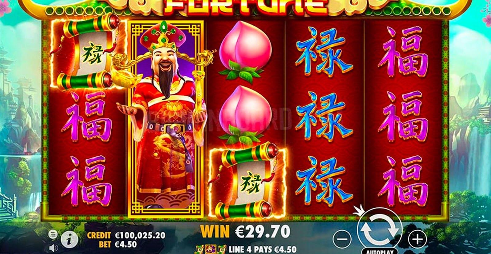 Three Star Fortune Free Slots