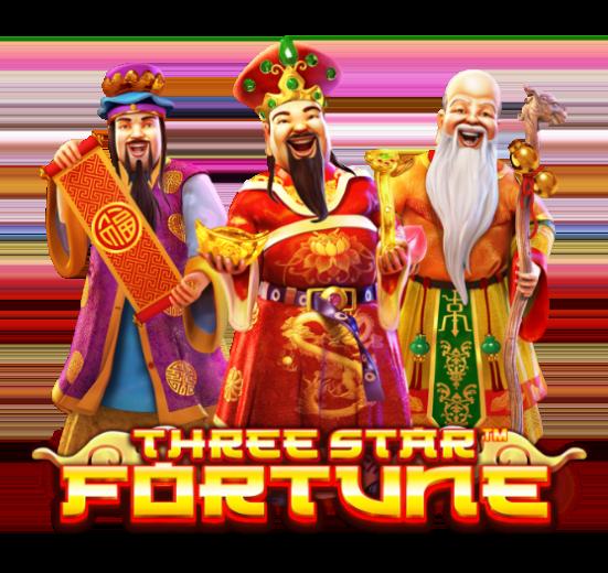 Three Star Fortune Slot Wizard Slots