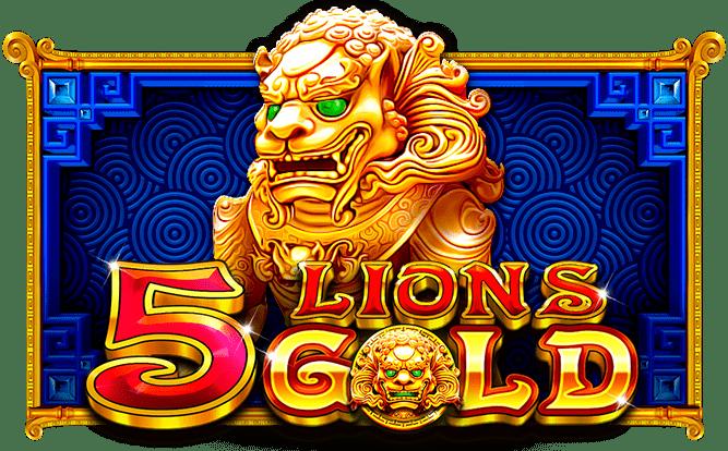 5 Lions Gold Slot Wizard Slots