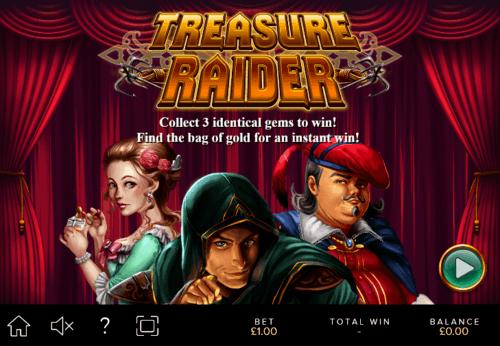 Treasure Raider Slot Wizard Slots