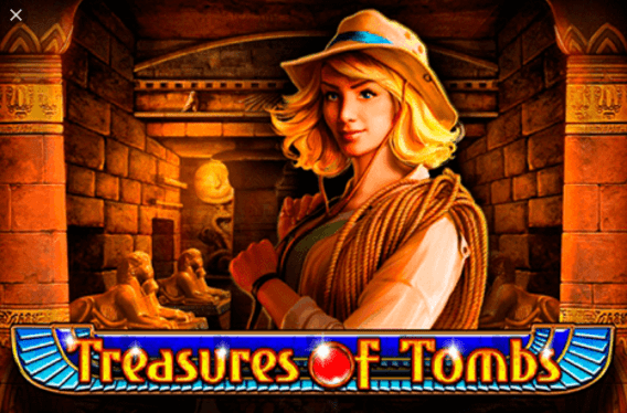 Treasure of Tombs main lady