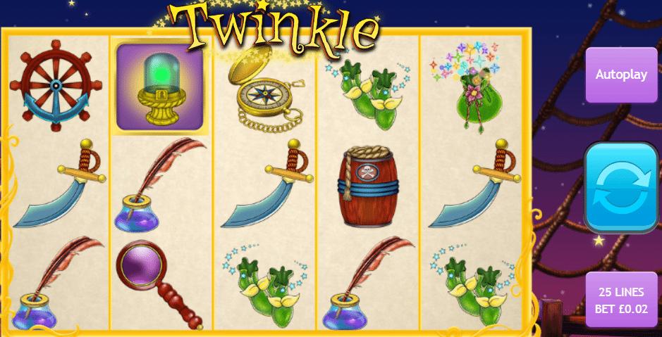 Twinkle Gameplay