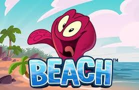 Beach Slots game logo