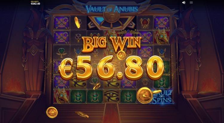 Vault of Anubis Free Slots