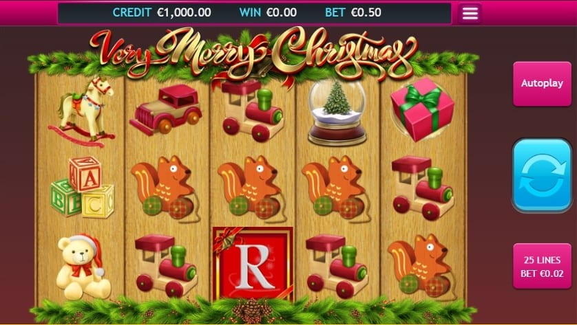 Very Merry Christmas Jackpot Games