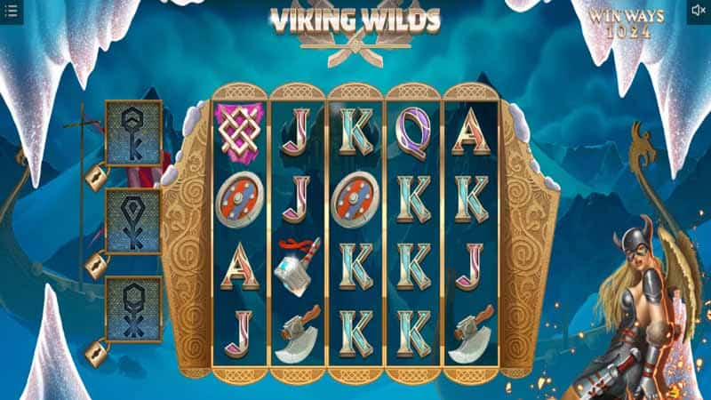 Viking Wilds Free Slots