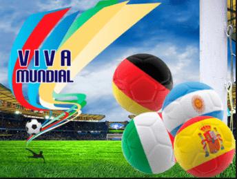 Viva Mundial football game