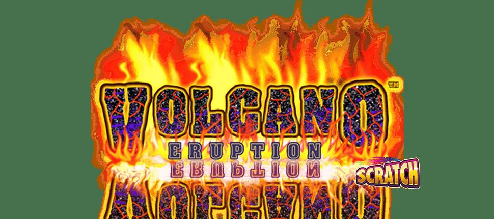 Scratch Volcano Eruption Wizard Slots