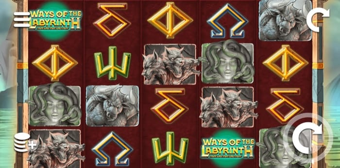 Ways of the Labyrinth Slot Game