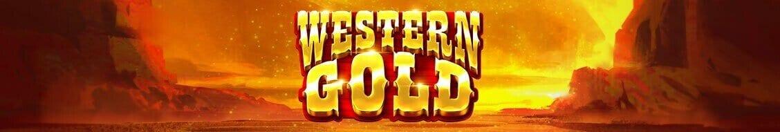 Western Gold Slot Logo Wizard Slots
