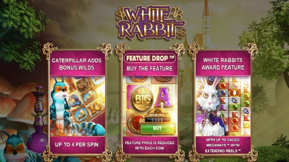 White Rabbit Slots Game