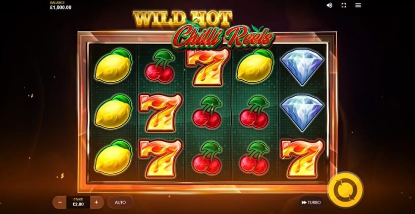 Wild hot Chilli Reels Slot Gameplay