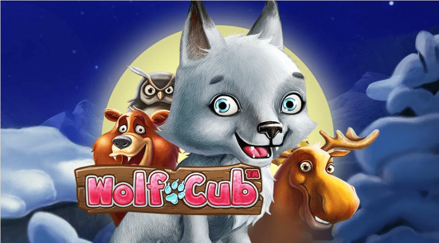 Wold Cub slots logo