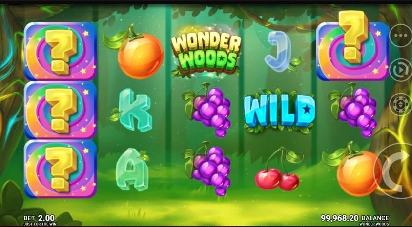 Wonder Woods Online Slots