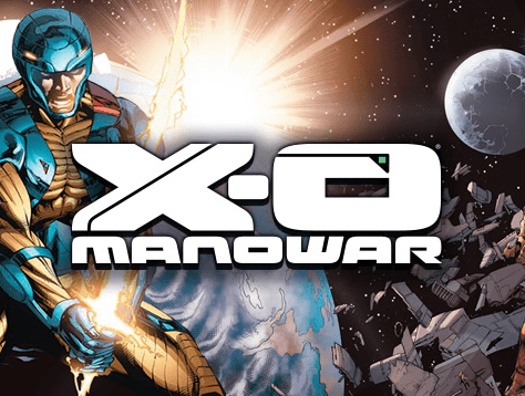 XO Manowar title screen