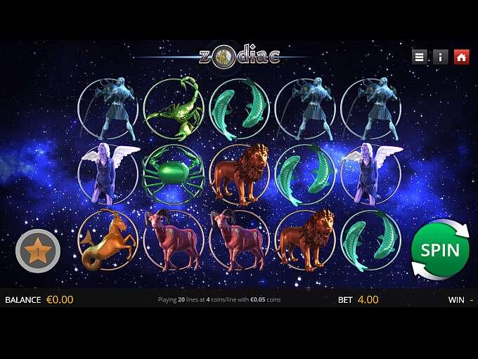 Zodiac Slot Game