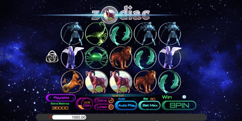 Zodiac FreeSlots