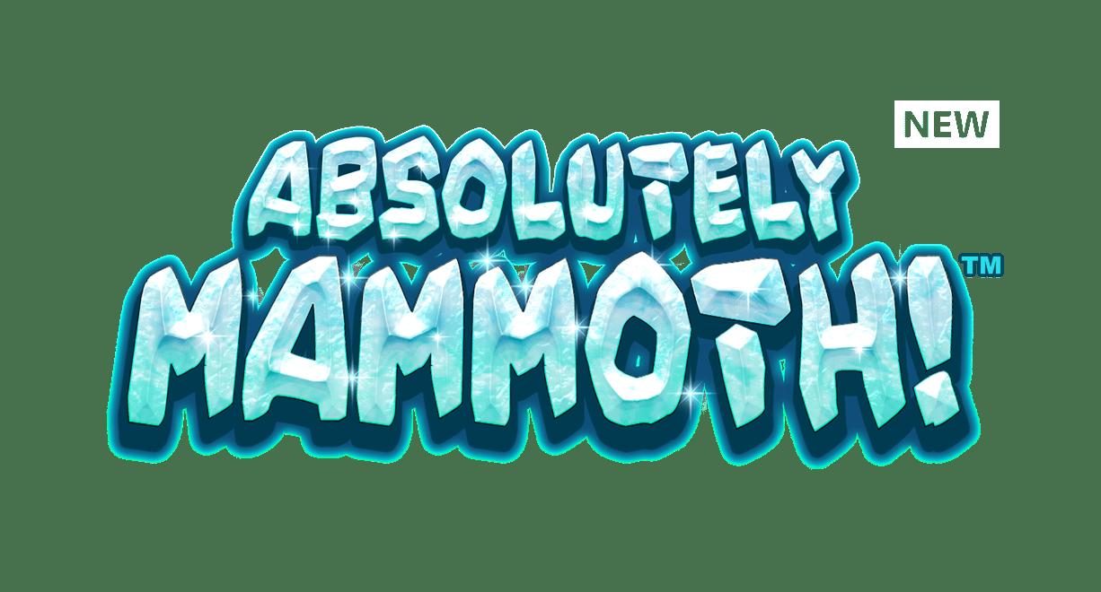 Absolutely Mammoth Slot Logo Wizard Slots