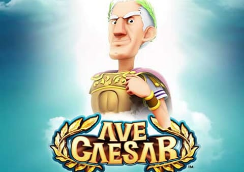 Ave Caesar Jackpot slot logo