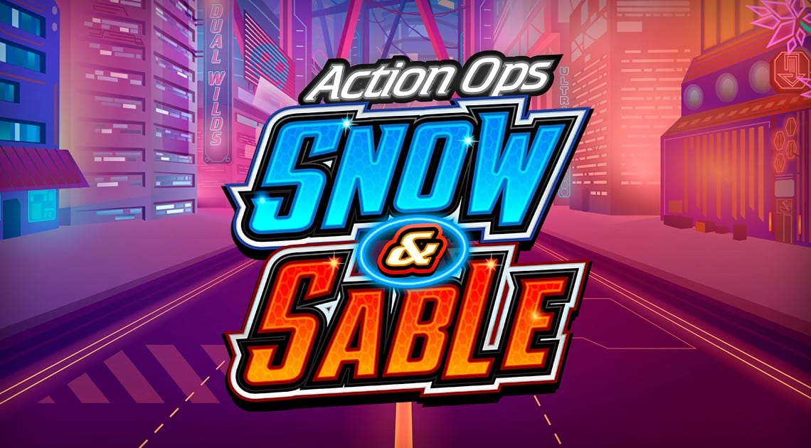 Action Ops Snow And Sable Logo