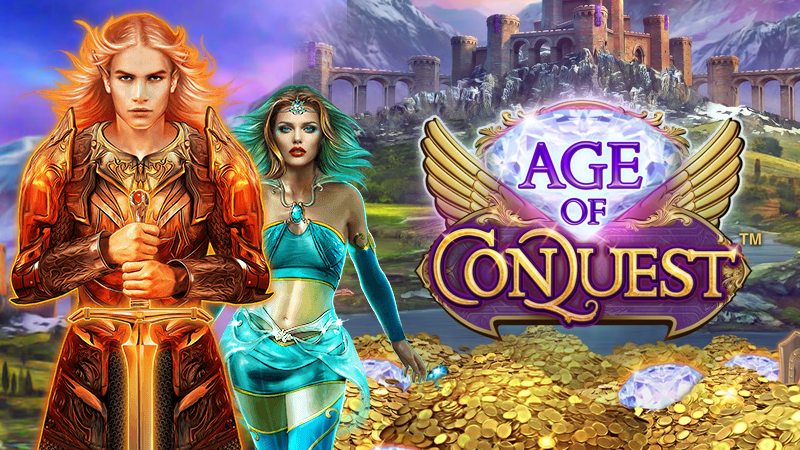 Age of Conquest Slot Wizard Slots